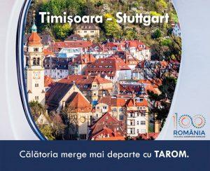 Zbor Timisoara - Stuttgart